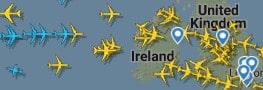 Flightradar24 Symbole